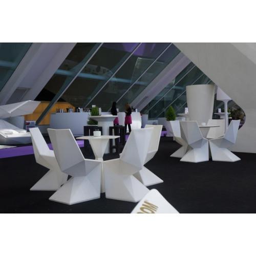 Vertex Hexagonal Table Ø60