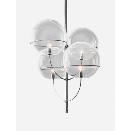 Lyndon Chrome Hanglamp