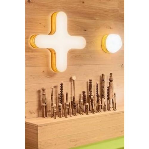 X-Club - Wand- en plafondlamp