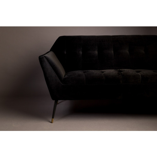 Kate sofa black