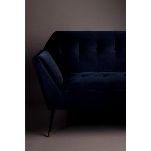 Kate sofa deep blue