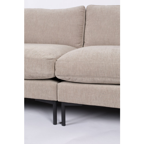 Summer Sofa 3 zits Latte