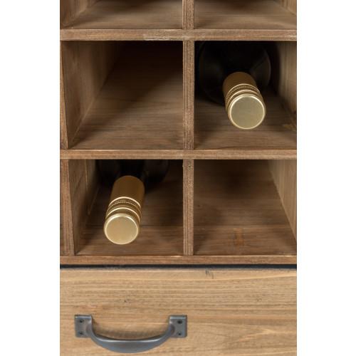 Edgar wijnkast