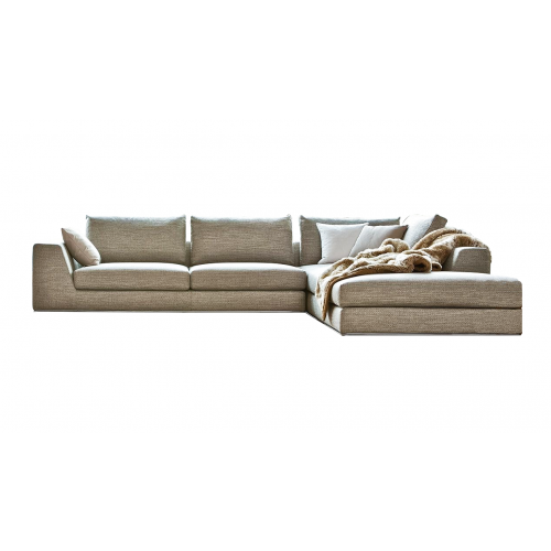 Design Bank Met Chaise Longue.Ralph 3 Zits Hoekbank Met Chaise Longue Alberta Puur Design