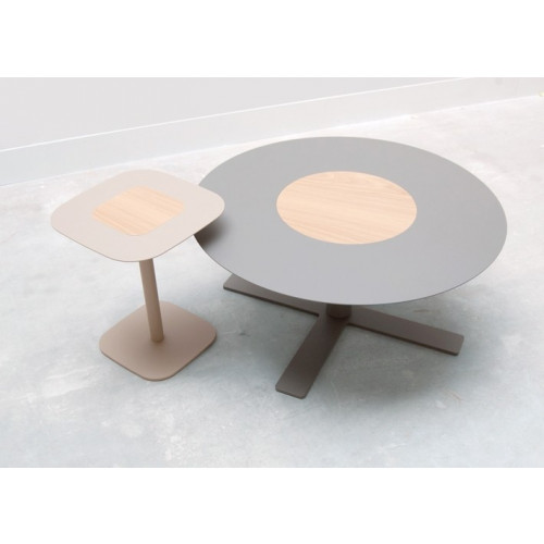Blush coffee table
