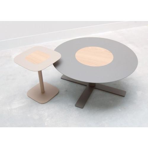 Blush coffee table