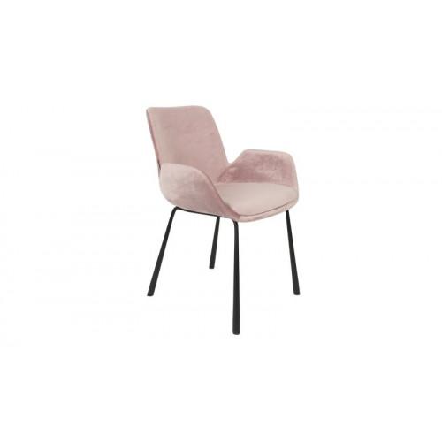 Brit Armchair Pink