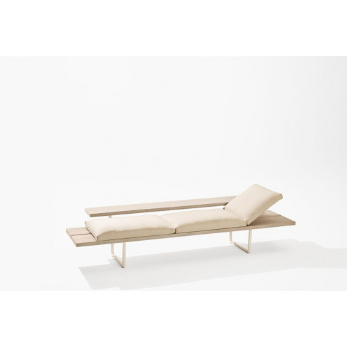 New-Wood Plan Chaise Longue