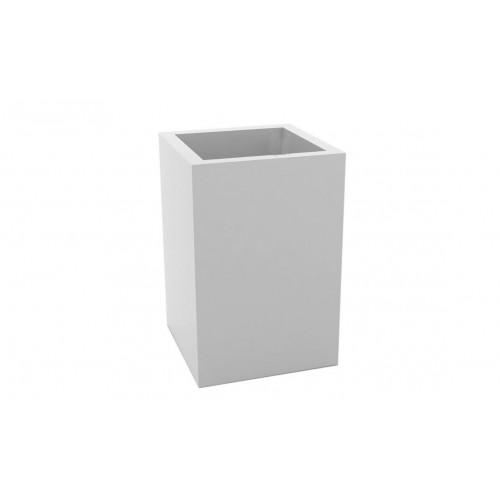 Cubo alto pot 40x40x80cm