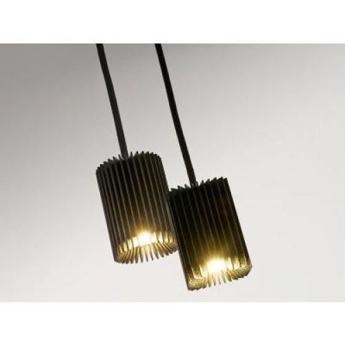 Coolfin S hanglamp vierkant groot