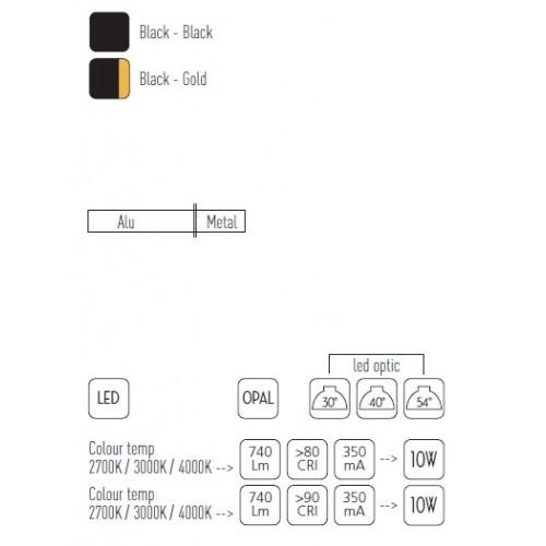 Dark Coolfin res C vierkant klein