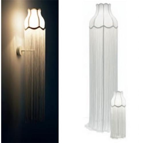 Franje vloerlamp