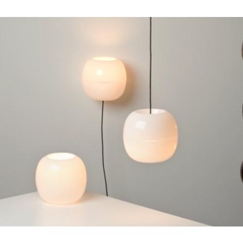 IJ-Lamp metal wall