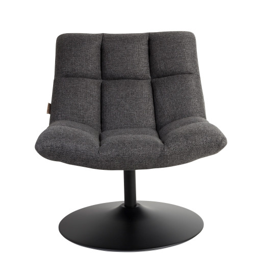 Bar Lounge Chair - Donkergrijs