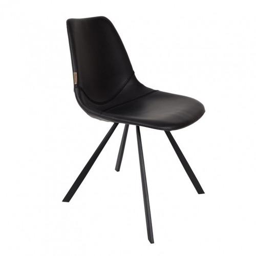 Franky Chair - Zwart
