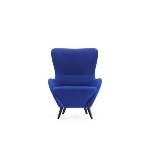 Houten Design Fauteuil.Durlet Earl Gratis Bezorgservice Puur Design Interieur Is