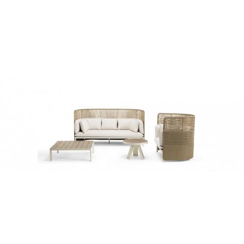 Esedra Sofa High Back