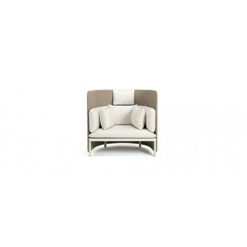 Esedra Lounge High Back Chair