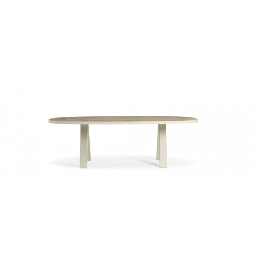 Esedra Oval Table