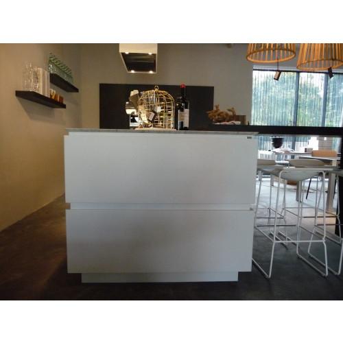 Gastronome Showroommodel Keuken: Complete exclusieve keuken. Inclusief inbouwapparatuur.