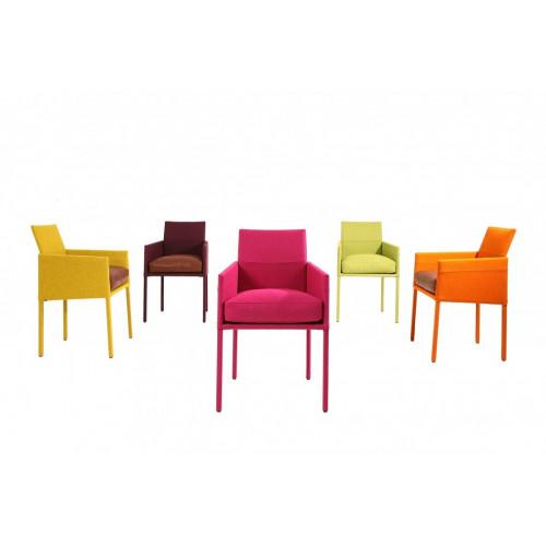 Texas Exclusiv Flat Cushion Armchair