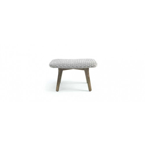 Knit Footstool
