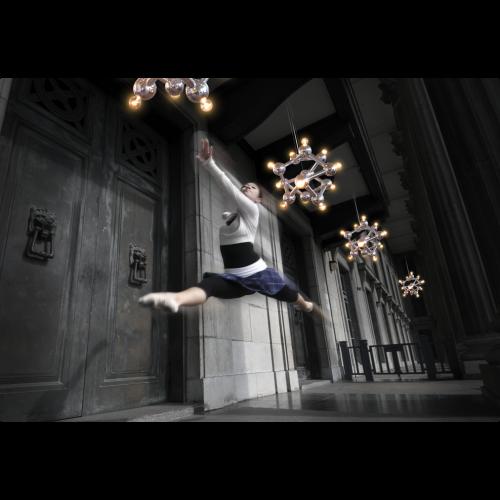 Atomium van Kunstlicht