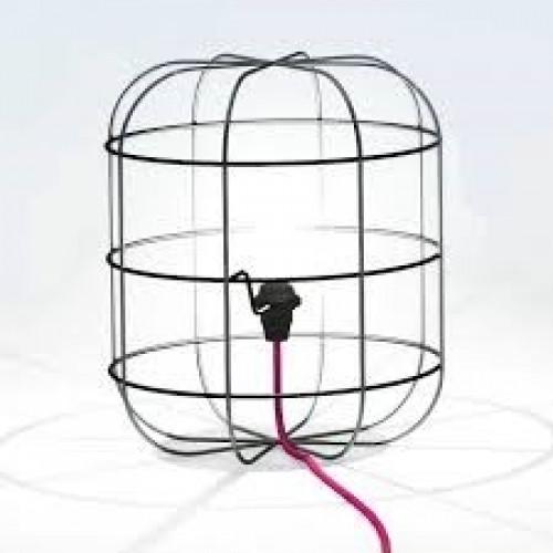La Cage Table - Dark