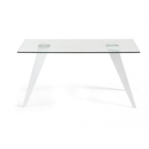 NACK (Glass) met wit frame