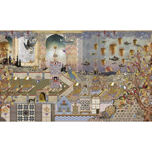 Mondrian Doha Wanderlust by Marcel Wanders