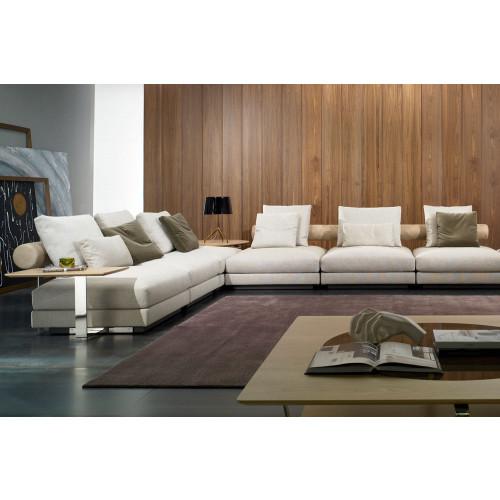 Design Bank Losse Elementen.Longjoy Hoekbank Sofa Casadesus Puur Design Interieur