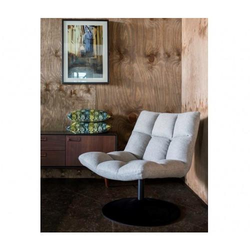Bar Lounge Chair - Lichtgrijs