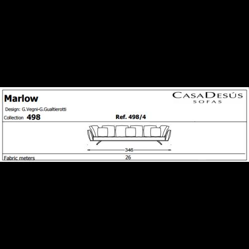 Marlow (4-zits)