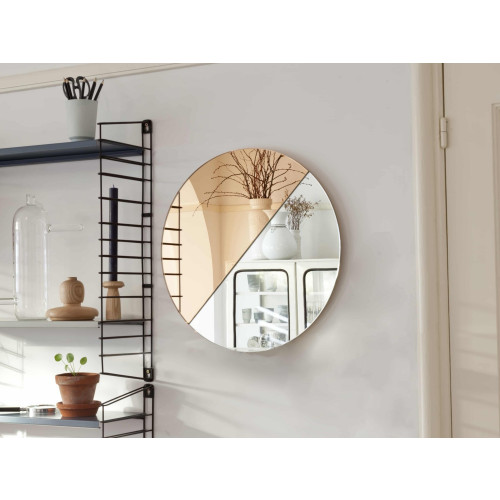 Moonrise mirror