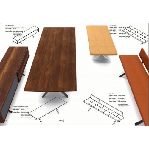 LAX sideboard