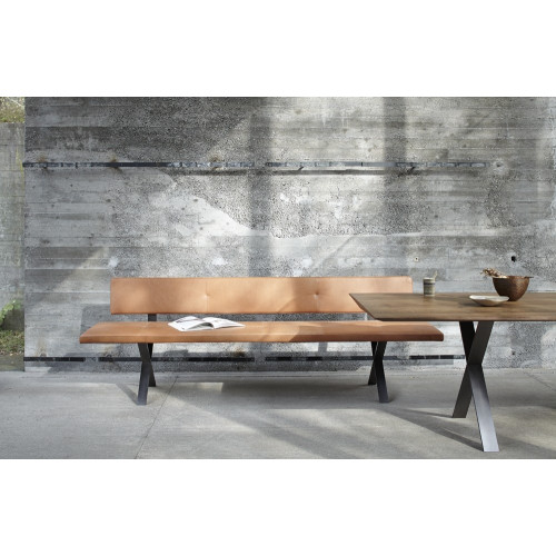 LAX bench zonder rugleuning