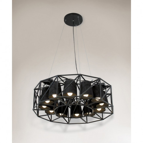 Multilamp 12 hanglamp