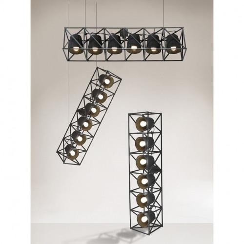 Multilamp 6 hanglamp