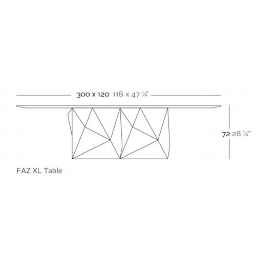 Vondom_Faz_Table_Xl_Puur_Design