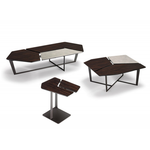 Nelson salontafel vierkant