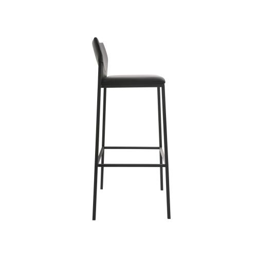 Unit Upholstered Bar Stool