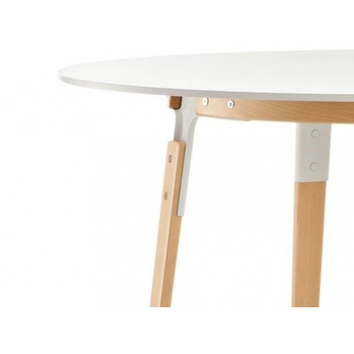 Steelwood Table van Magis