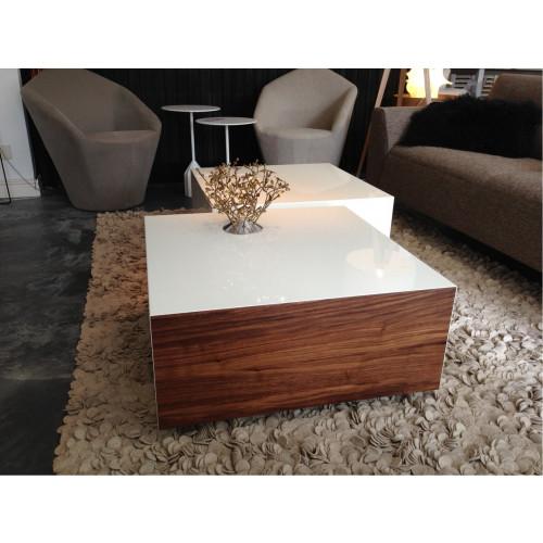 Quadrato hoogglans - PUUR | Interiors - salontafel - PUUR Design ...