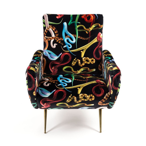 Snakes Armchair
