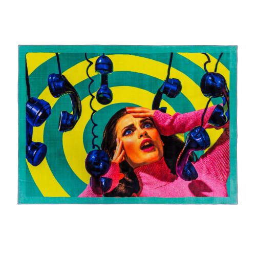 Rectangular Phone Rug