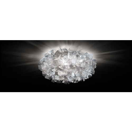 Clizia ceiling-wallamp large