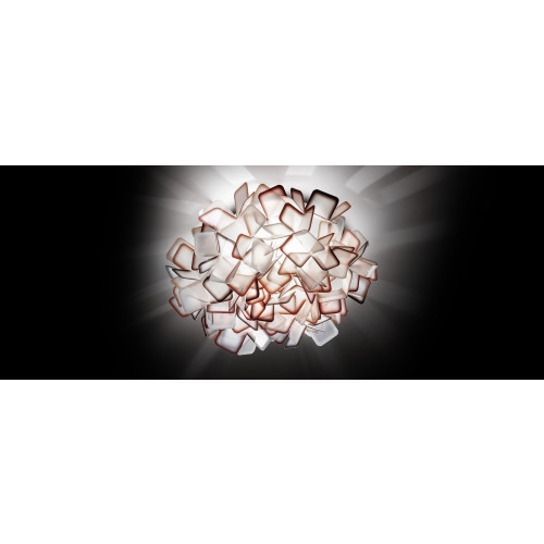 Clizia ceiling-wallamp medium