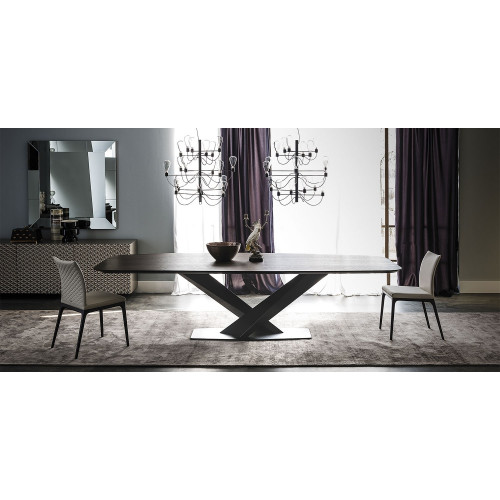 Stratos Wood tafel