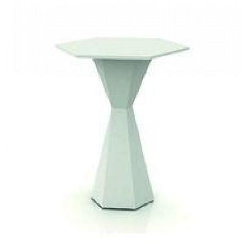 Vertex Hexagonal Table Ø70