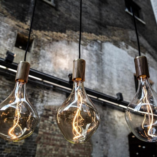 Voronoi III LED lichtbron 5W E27